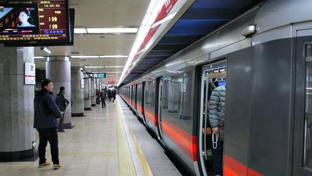 В Китае можно оплатить проезд через распознавания лиц