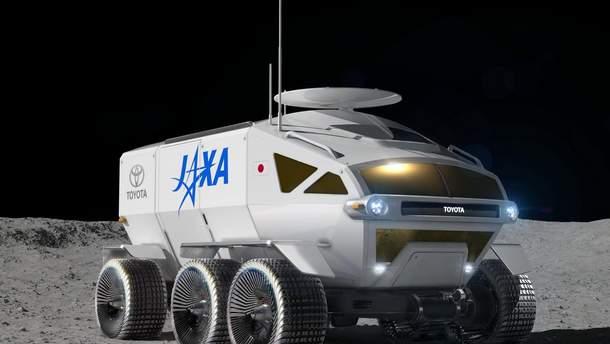 В Toyota строят автомобиль для Луны