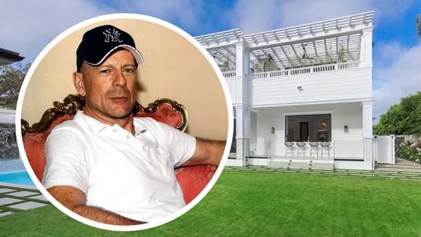 Брюс Вілліс переїхав в новий будинок