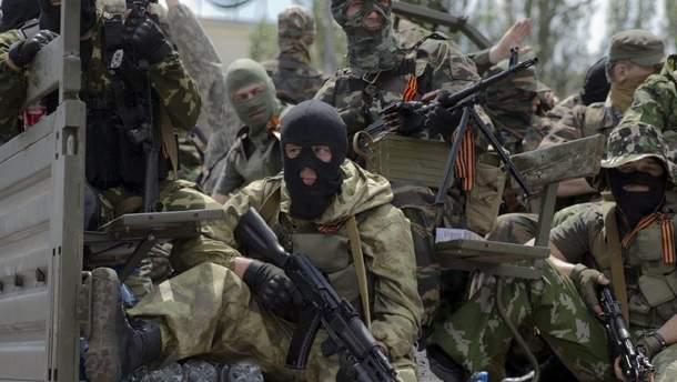 Бойовики збираються вмішатися у вибори президента в Україні