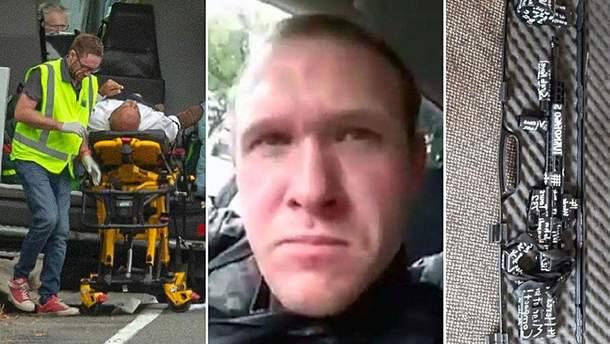 Брентон Таррант - кто он и почему устроил теракт в Новой Зеландии 15.03.2019