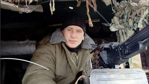 Загиблий на Донбасі Віталій Люшняк