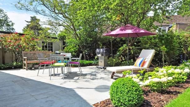 Місце для релаксу: як облаштувати зону відпочинку в саду