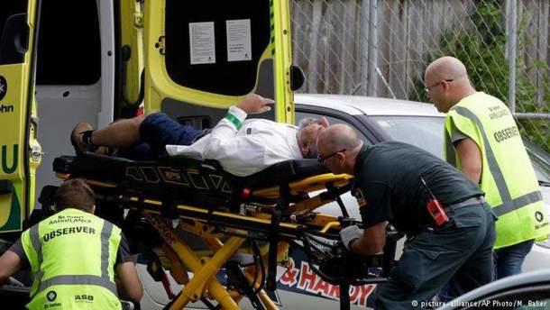 Теракт у Новій Зеландії