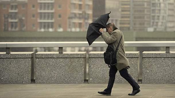Погода 16 марта 2019 Украина - сильная непогода и холод