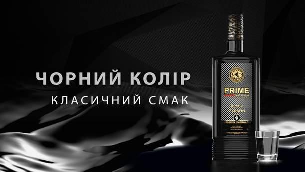 Черная водка
