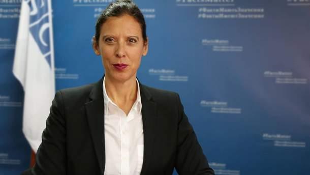 Нова заступник СММ ОБСЄ в Україні вступила на посаду