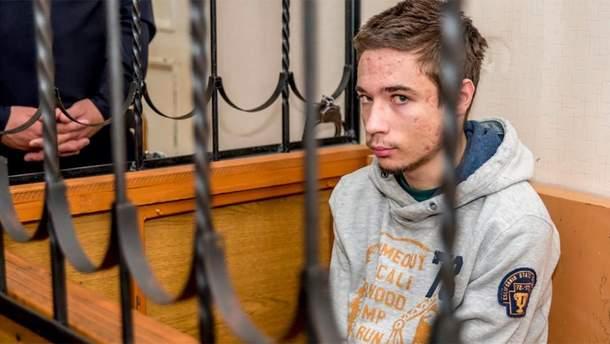 Українці в полоні РФ: російський суд призначив дебати у справі політв'язня Павла Гриба