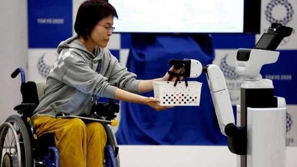 Олимпийские игры в Токио будут обслуживать работы