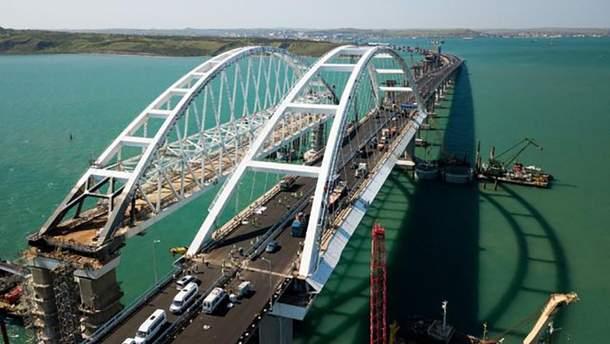 Из-за Крымского моста может исчезнуть Азовское море