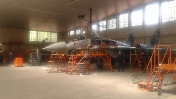 Львовский государственный авиационно-ремонтный завод