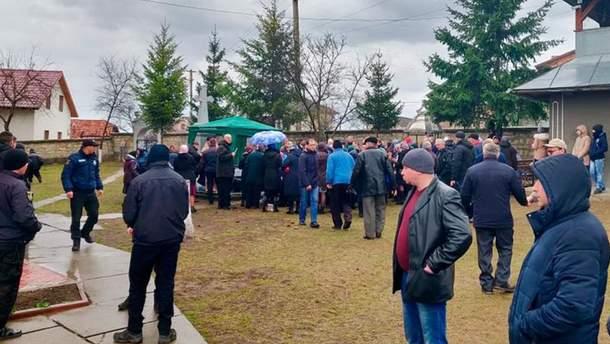 На Буковині стався конфлікт парафіяни МП та ПЦУ