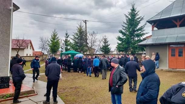 На Буковине произошел конфликт прихожане МП и ПЦУ
