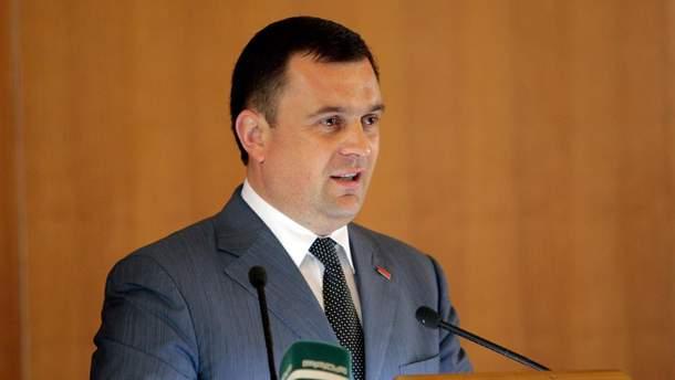 Голова Рахункової палати Валерій Пацкан