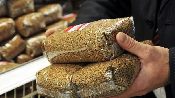 В Україні зростуть ціни на хліб, цукор і гречку