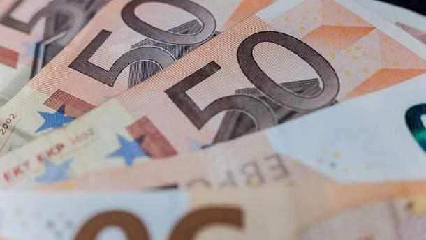 Курс евро упал ниже 73 руб. - впервый раз сиюля прошедшего года