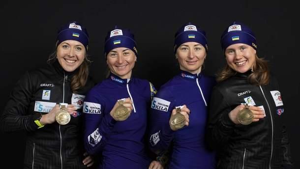 Жіноча збірна України з біатлону