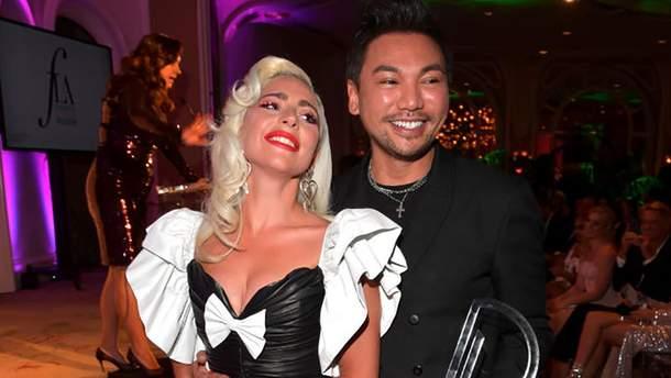 Леді Гага на Fashion Front Awards