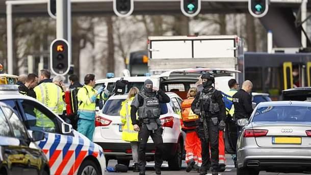 У Нідерландах сталася стрілянина