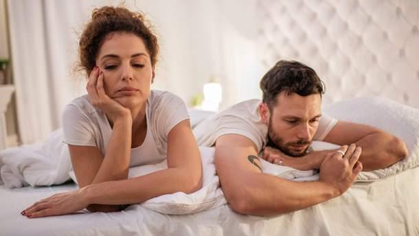 Стесняюсь заниматься сексом с мужем