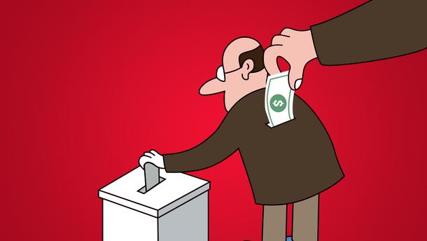 Порушення на виборах: хто і як купує голоси українців?