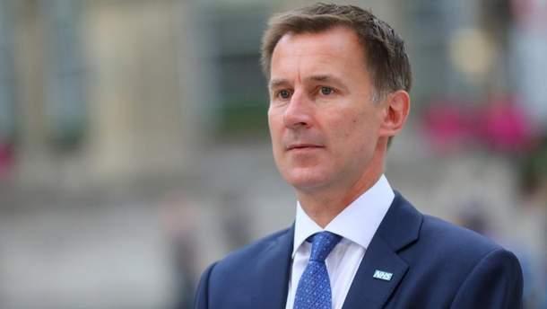 Ми ніколи не визнаємо захоплення Росією  Криму, – глава МЗС Британії