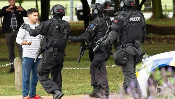 18-річного підлітка арештували за публікацію відео нападу терористів у Новій Зеландії