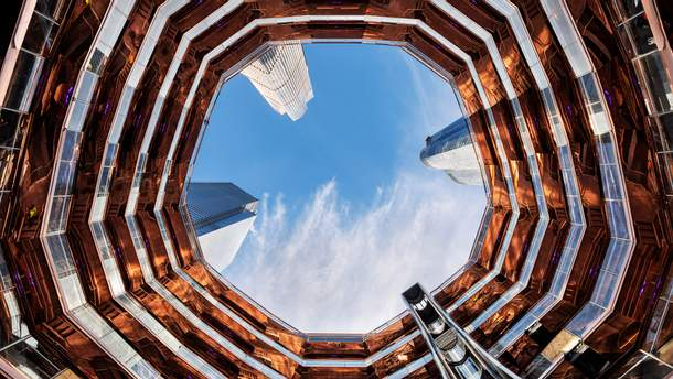 Оглядовий майданчик The Vessel відкрився у Нью-Йорку