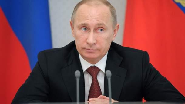 Путін зробив нову зухвалу заяву про війну на Донбасі