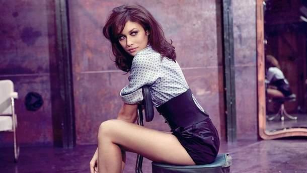 Ольга Куриленко знялась у фотосесії для 7000 Magazine