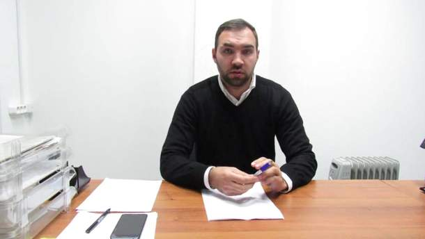 Дмитрий Франчук получил три года за премию самому себе
