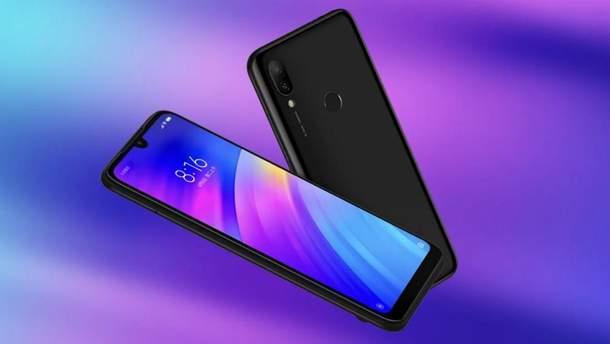 Xiaomi Redmi 7 уже можно купить в Украине: цена бюджетного смартфона