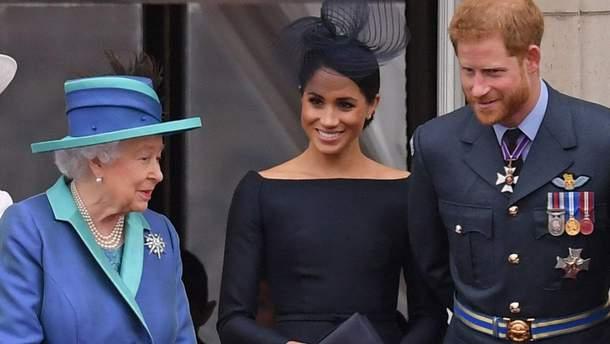 Королева Елизавета II отказала в просьбе Меган Маркл и принцу Гарри