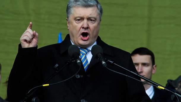 """Порошенко ответил Путину на заявление о невозможности """"сварить кашу"""" с руководством Украины"""