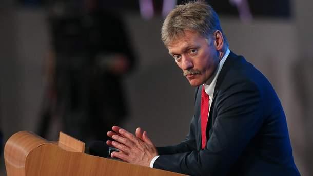 В Кремле назвали, какой кандидат в президенты Украины устроит власть РФ