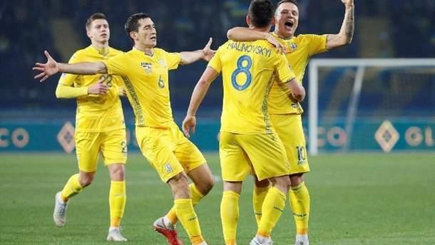 Португалия – Украина: онлайн матча отбора к Евро-2020