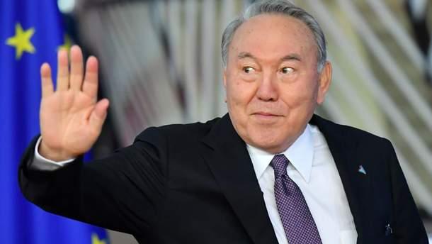 Президент Казахстану Назарбаєв пішов у відставку
