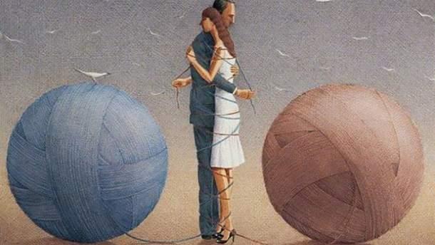 Иллюстрация Гурбуза Эксиоглу