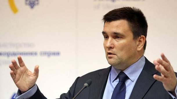 Росія спробує розв'язати нову газову війну, – Клімкін