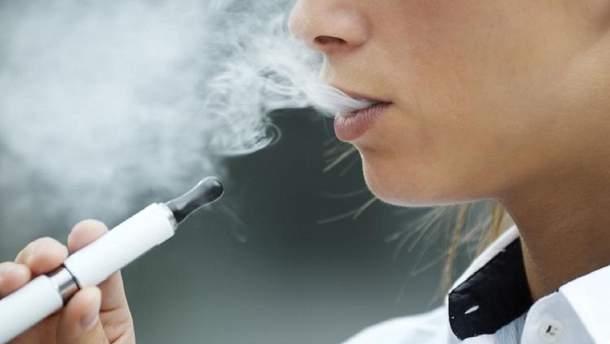 Електронні сигарети – найбільш ефективний спосіб відмови від куріння