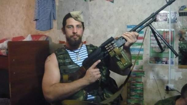 Бразильский наемник Рафаэль Лусварги, который воевал за пророссийских оккупантов на Донбассе
