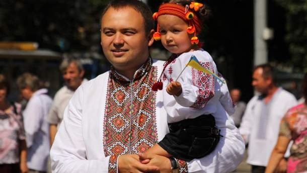 Украинцев становится все меньше