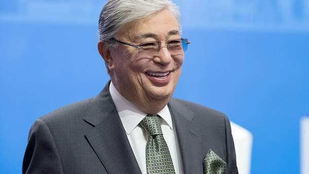 Новый президент Казахстана объявил опереименовании столицы страны Астаны вНурсултан