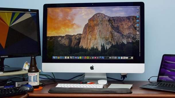 Apple представила новые iMac - цена, характеристики