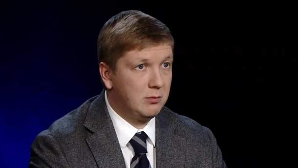 """Кабмин продлит контракт с главой"""" Нафтогаза """" Коболевым"""