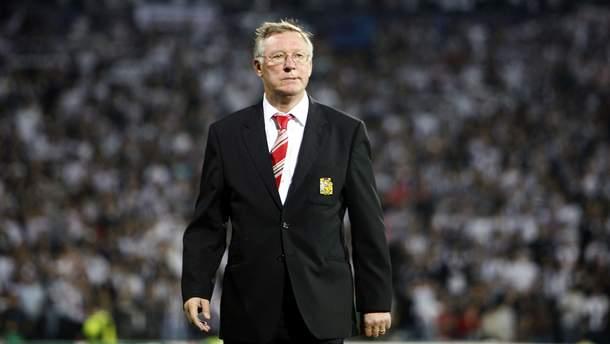 """Жвачку легендарного тренера """"Манчестер Юнайтед"""" продали за 455 тысяч евро: фото"""