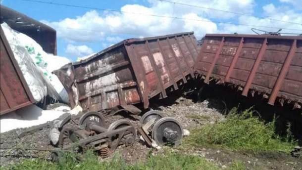 Железнодорожные аварии