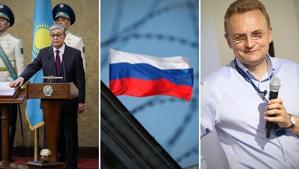 Главные новости 20 марта: новый президент Казахстана и санкции Украины против РФ