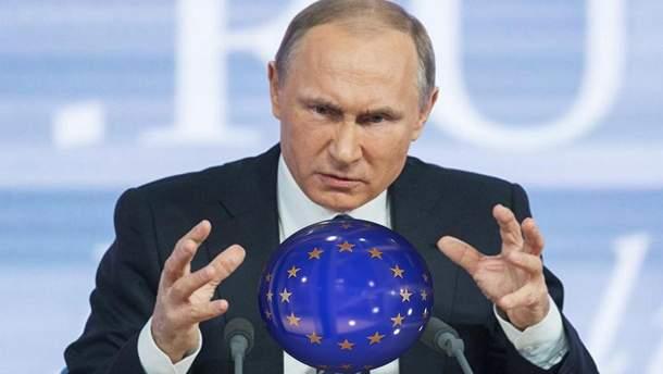 Европейское протрезвления: Кремль объявыл эту войну не Украине, а Западу