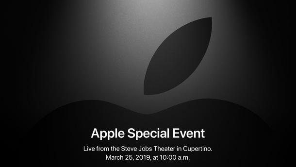 Весняна презентація Apple 2019: онлайн-трансляція